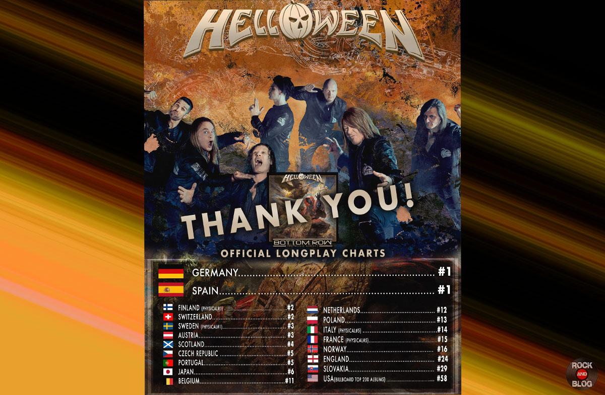 helloween-top-charts