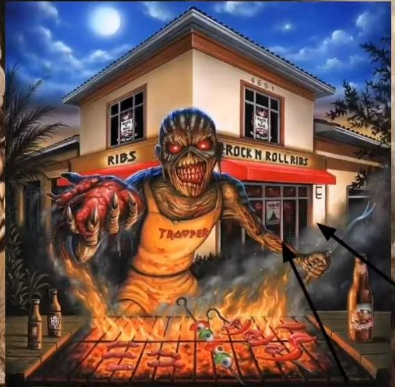 cartel restaurante niko