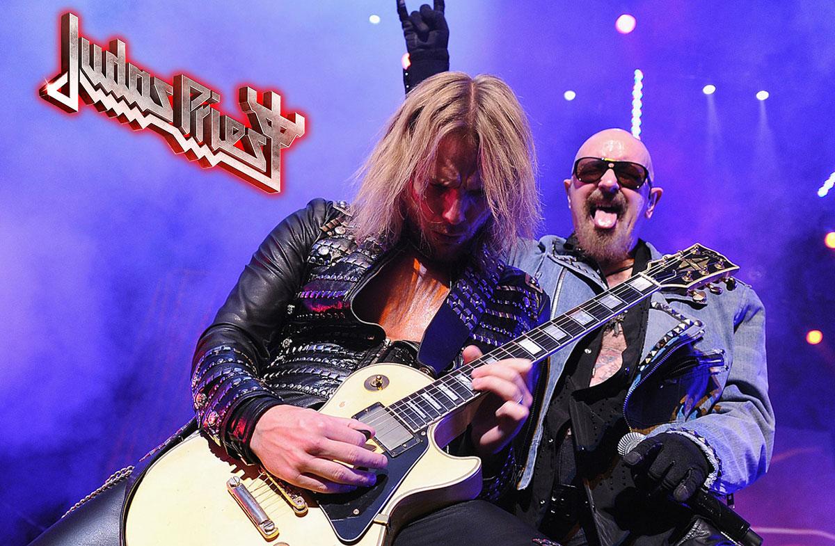 Richie Faulkner (Judas Priest) hospitalizado por problemas cardiacos